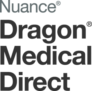 Abbildung Logo Dragon Medical Direct von Nuance