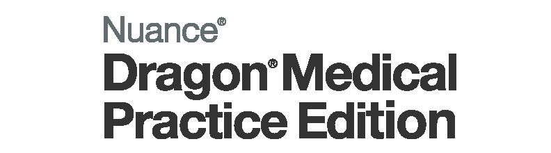 Einzelplatzlösung Spracherkennung Dragon Medical Practice Edition