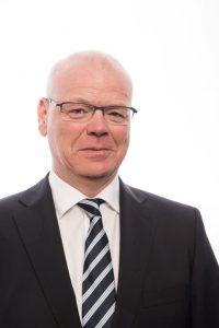Geschäftsführer Bernhard Inden