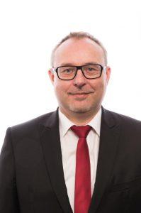Eric Schnur - Prokurist Marienhaus Dienstleistungen GmbH