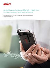 Myco 3 MARIS Handy Krankenhaus diktieren